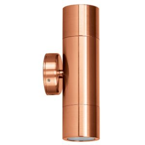 SOLID COPPER UP/DOWN WALL WASHER