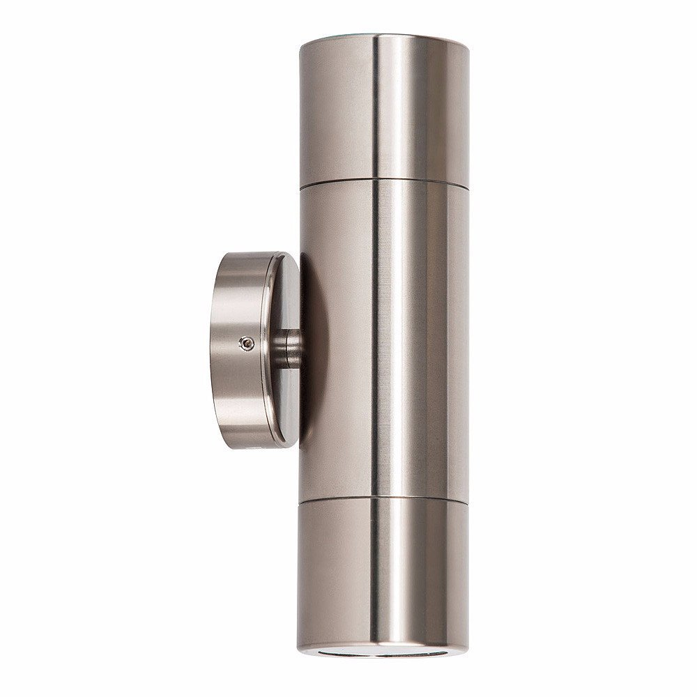 Titanium Up Down Wall Pillar Light Hv1087gu10 Lights