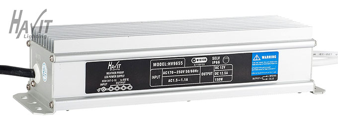 HV9655 - 150VA LED DRIVER IP66