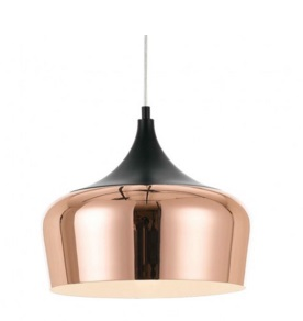 POLK MEDIUM COPPER PENDANT