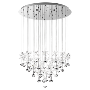 PIANOPOLI 43LT LED CHANDELIER