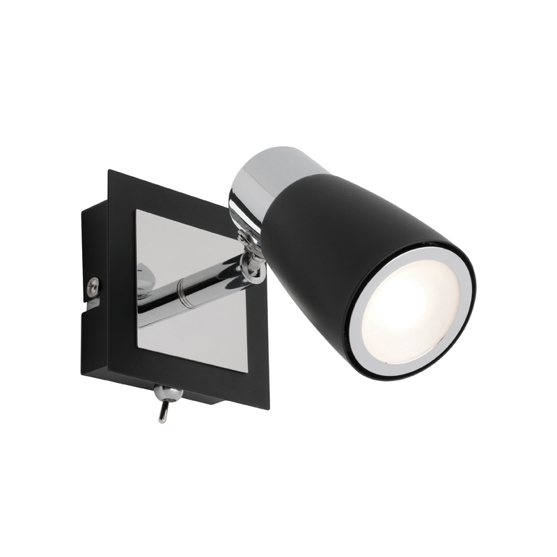 ALECIA 1LT SPOTLIGHT (inc SWITCH)