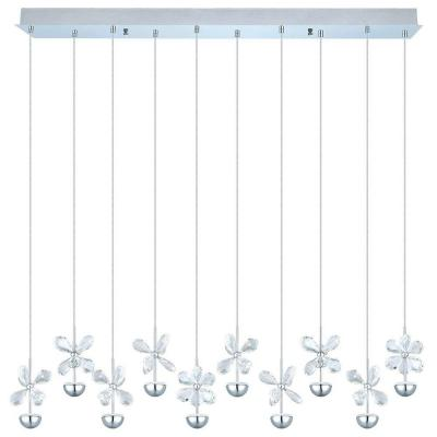 PIANOPOLI 10LT LED BAR CHANDELIER