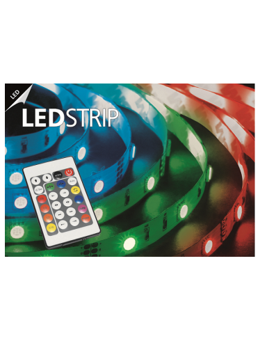 LED RGB 5MT STRIP KIT