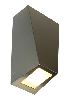 CONLEY STAINLESS STEEL UP/DOWN EXTERIOR WALL LIGHT