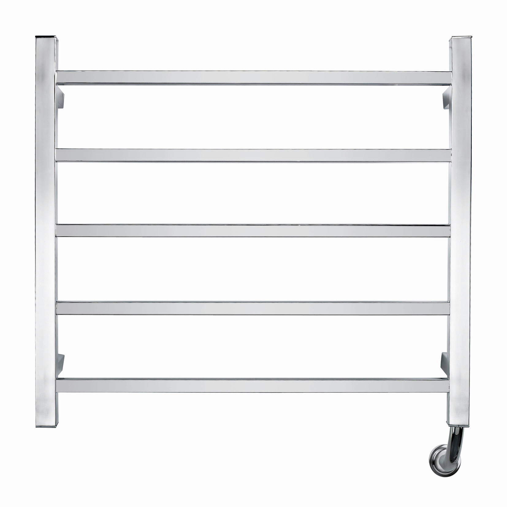 JASPER 5 RUNG HEATED TOWEL RAIL