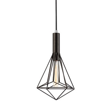 BLACKBAND6 1 LIGHT PENDANT