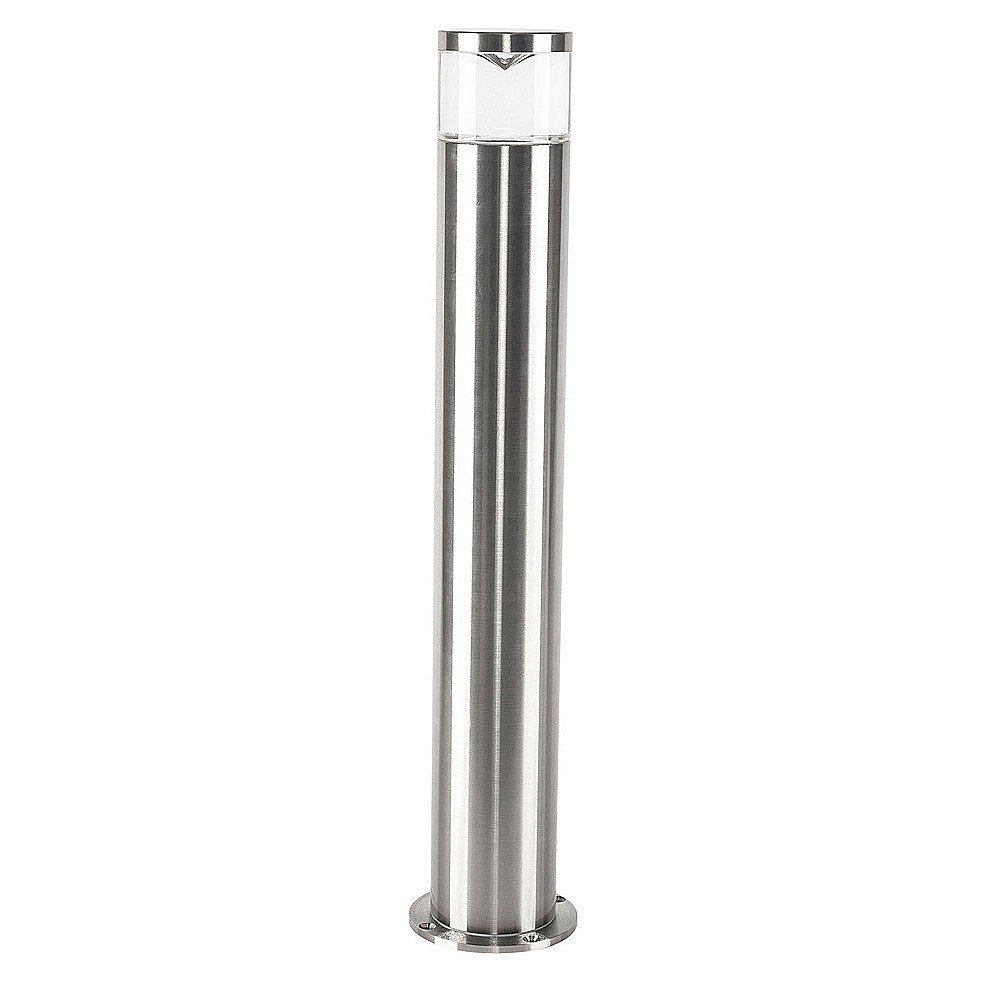 Highlite 5w 240v Led Titanium 445mm Bollard Light Hv1601