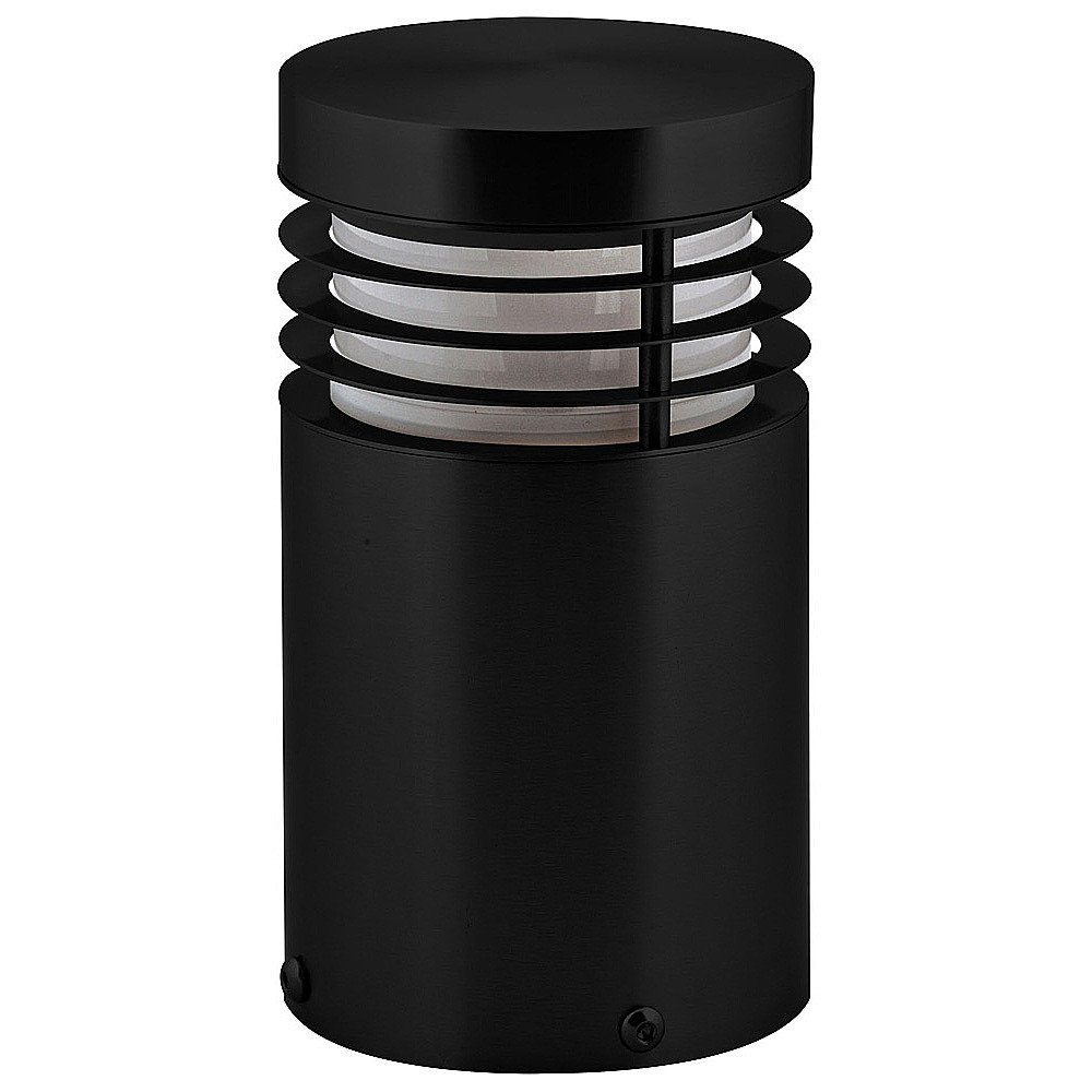 Mini 9w 240v Led Black 190mm Mini Bollard Lights Hv1605